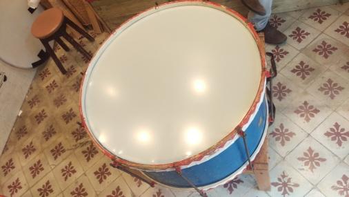 réparation de percussion synthétique toutes les tailles