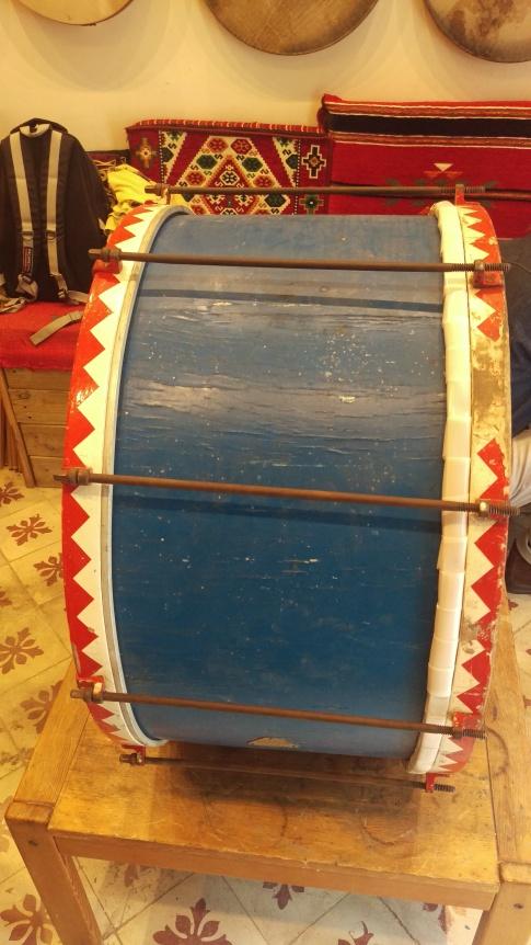 réparation de percussion synthétique taille large